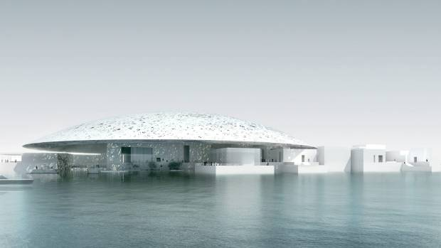 Louvre Abu Dhabi is due to open this year.