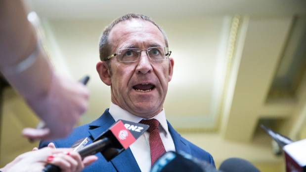 Labour leader Andrew Little doesn't want a blanket charge on water but says exports need a levy.