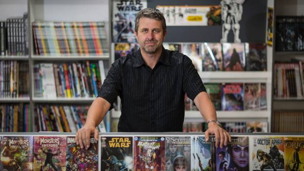 Comics Compulsion owner Tim Driver is selling his comic book store after 15 years of ownership.