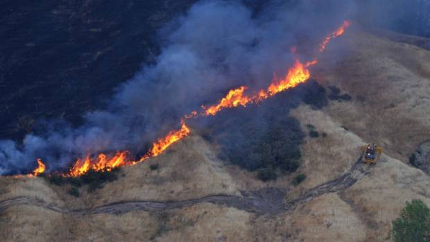 California and Australia fires are regularly in the news. But their natural ecosystems are adapted to fire. Not so much ...