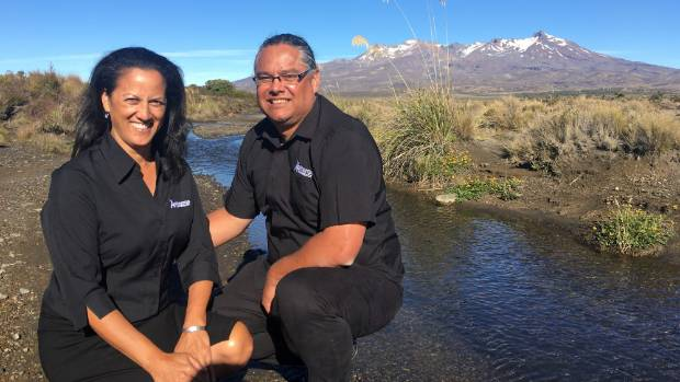 LeeAnn Muntz and Craig Muntz are working on the Waikato River Festival to develop more tourism products along the ...