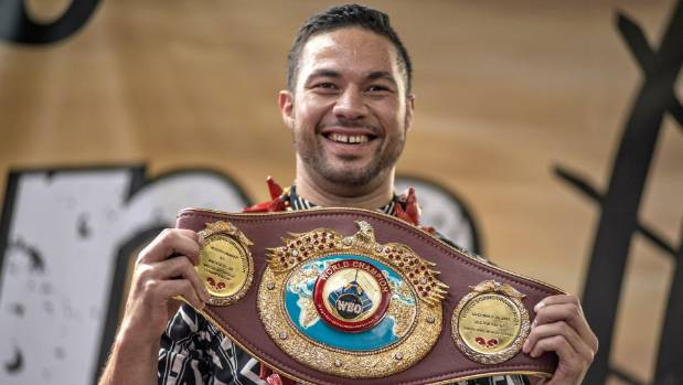 Joseph Parker will fight Hughie Fury in Auckland on May 6 in his first WBO world title defence.
