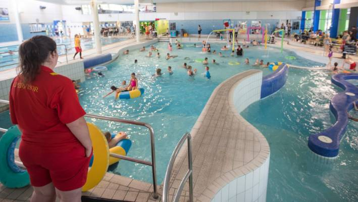 Children Could Get Free Pool Entry Under A New Christchurch City Council Proposal