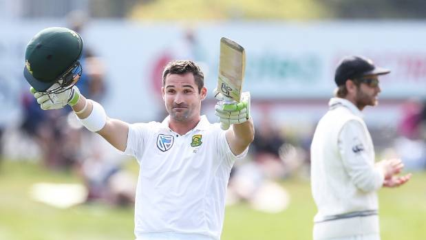 First Test between New Zealand and South Africa finely poised