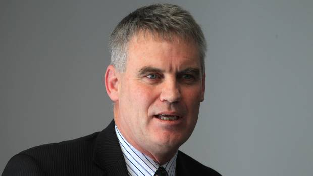 """CDHB chief executive David Meates says he is """"extremely concerned"""" about staff safety."""
