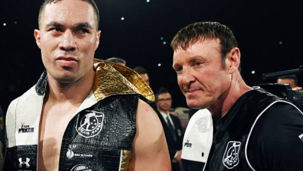 Kevin Barry will ensure Joseph Parker maintains his focus despite the distractions for his first WBO heavyweight title ...