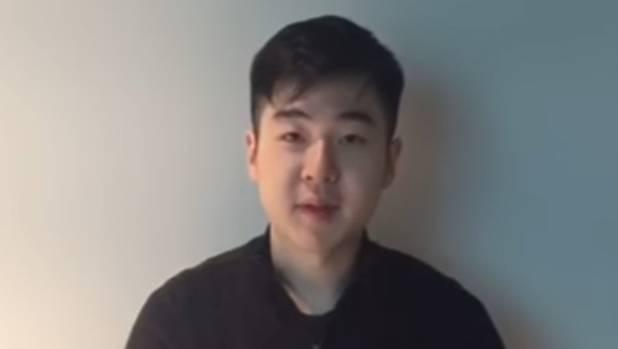 Kim Han Sol, the son of Kim Jong Nam, the assassinated half-brother of North Korean leader Kim Jong Un.