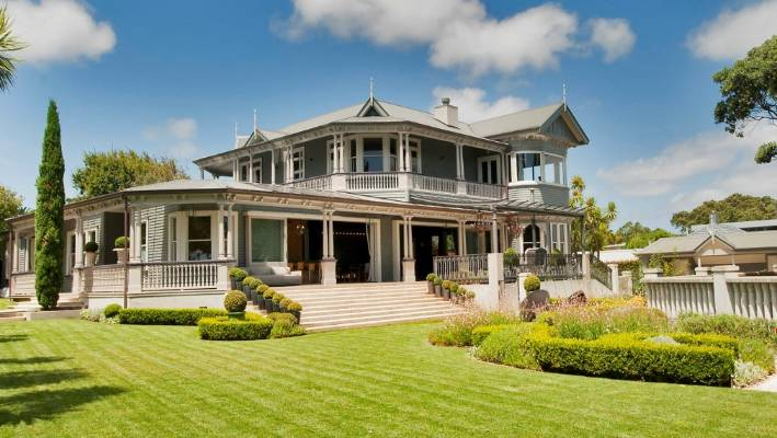 This 1910 Waterfront Villa In Herne Bay Is Believed To Be The Most  Expensive House On