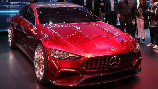 New Luxury Supercars Shine At The Geneva Motor Show Stuff Co Nz