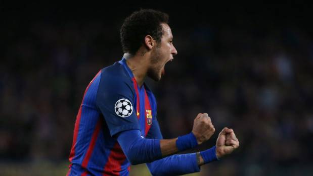 How Barcelona's winner against PSG sounded in a bunch of different languages