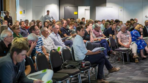 Farmers from 75 pilot farms plus rural professionals gathered at a forum in Christchurch to discuss progress so far as ...