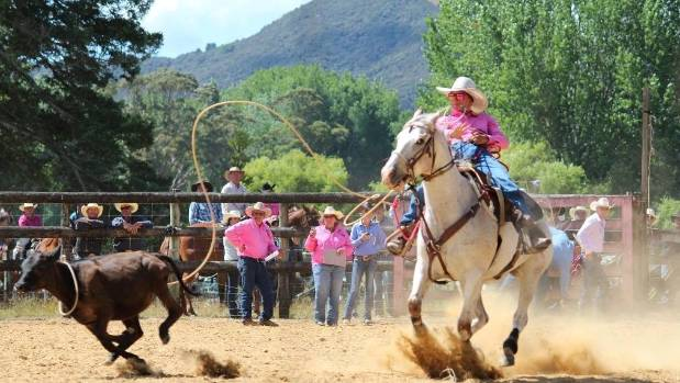 kurtis pertab has made the new zealand high school rodeo team and will compete in australia