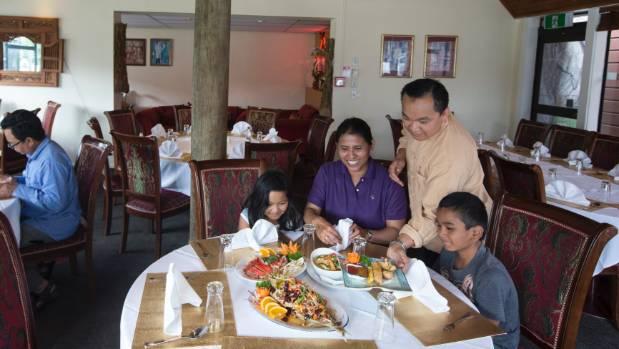 Thai Restaurant Wellington Central