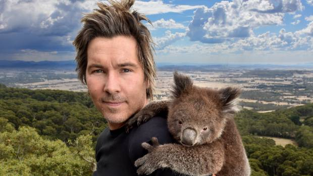 Aussie zoologist and TV star Chris Humfrey talks about his animal ...
