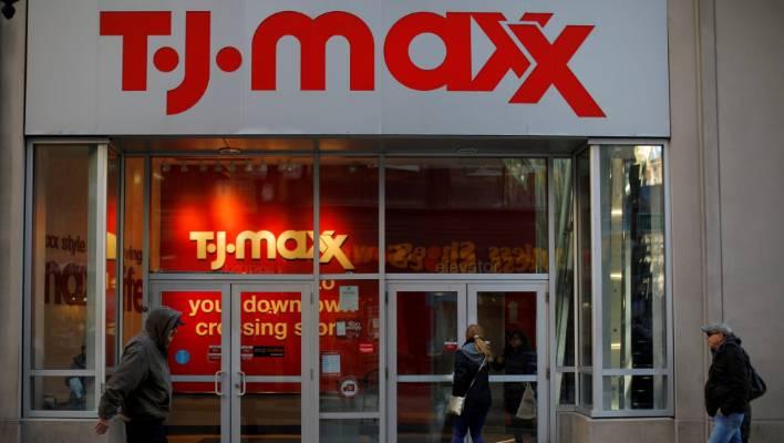 tk maxx business model