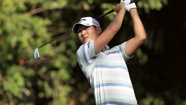 Danny Lee finished strong in Florida.