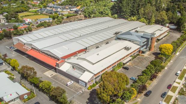 Foodstuff North Island's distribution centre in Upper Hutt which has been sold to Farrah's.