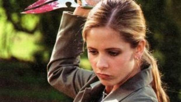 Buffy Summers, gone, not forgotten... but man, it's been a long time since we've had a heroic female lead like her.