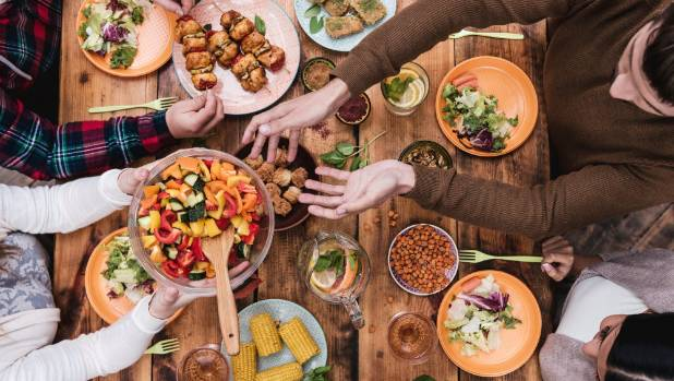 Food is a social experience, so how do we find a balance between happy times and good health?