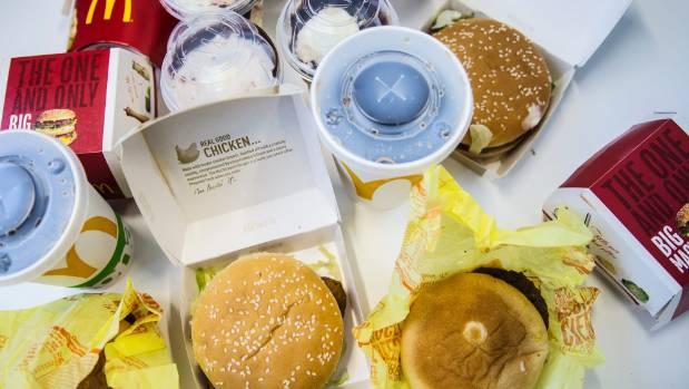 McDonald's say 'neigh' to horses through the drive-thru