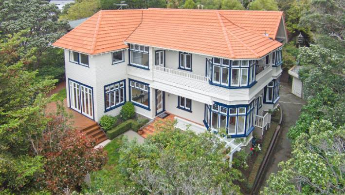 Piece of Wellington's history for sale as $2 1m Kelburn