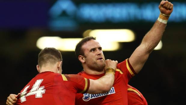 Jamie Roberts of Wales has long been a Warren Gatland favourite.