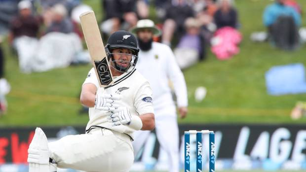 Ross Taylor is also out injured for the second test.
