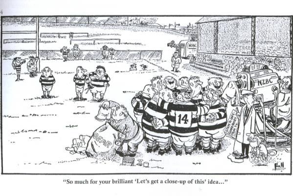 Footrot Flats was a quintessential Kiwi cartoon.
