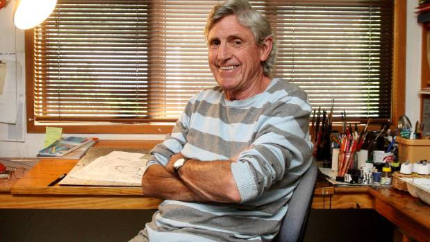Footrot Flats creator Murray Ball had a gift all Kiwis can appreciate.