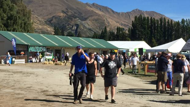 More than 45,000 turned out for the 80th Wanaka A&P show.