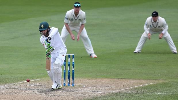 Faf du Plessis' South African side have dominated New Zealand in test cricket for the past decade.