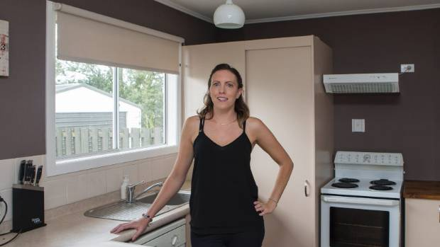 Francie says she has the best of both worlds - she can use her house whenever she wants, yet someone else pays for it.