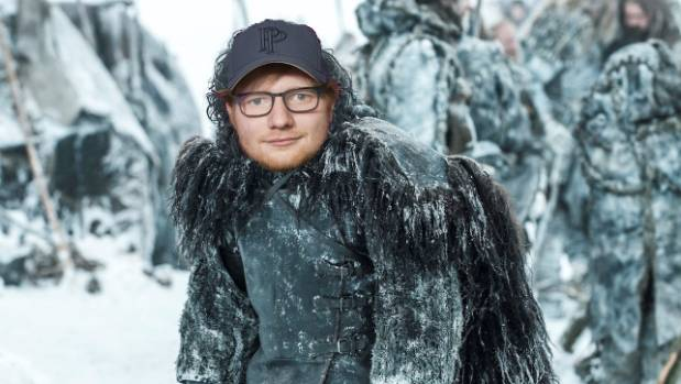 Ed Sheeran has a role in the new season of Game of Thrones - but HBO is keeping the details under wraps. He's probably ...