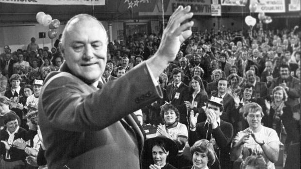 Large political rallies, like those held by former Prime Minister Robert Muldoon, may be a thing of the past in the ...