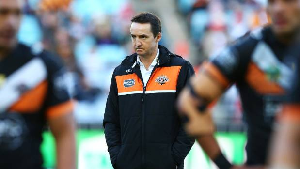 The Tigers are facing their fourth coach in five years, with the sacking of Jason Taylor.