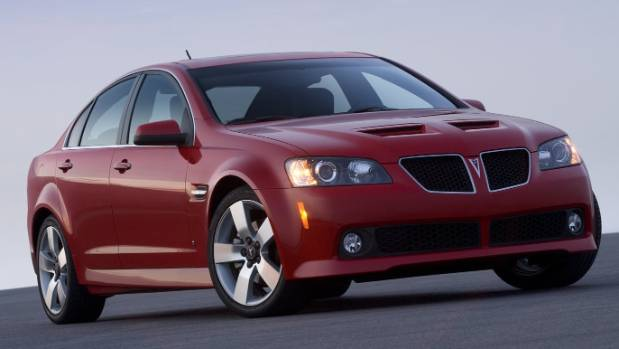 Aussie manufacturing couldn't save Pontiac any more than it could save itself.