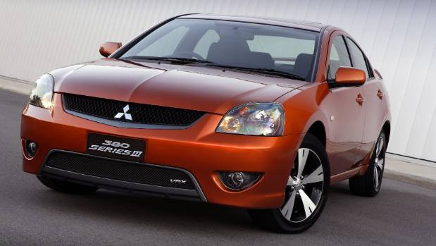 Series III - in less than three years? Still, Mitsubishi 380 did all the right things. Except sell.
