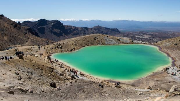 The jewel in Ruapehu's crown is Tongariro National Park, New Zealand's first national park, with World Heritage ...
