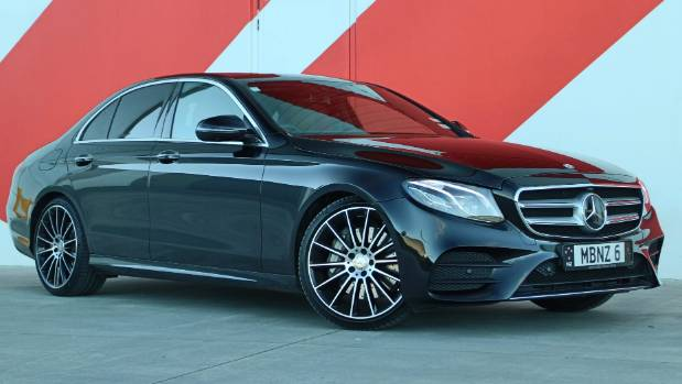 Mercedes-Benz E-class is one of the most hi-tech cars on the road... but it's still only Level-2-automated.