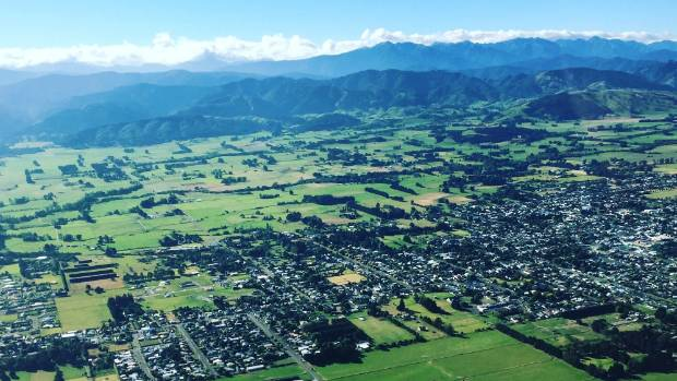 With a land area of 5936 square kilometres, the new Wairarapa District Council would be similar in size to Hastings, ...