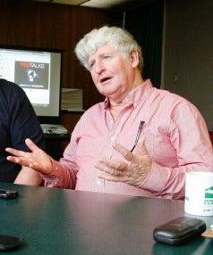 Bank of Ideas director Peter Kenyon.