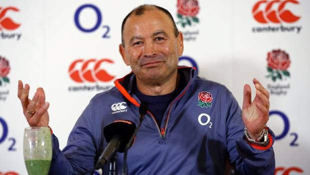 England will be physical - Jones
