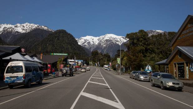 Franz Josef in Westland is in need of a wastewater upgrade after flood damage in 2016.