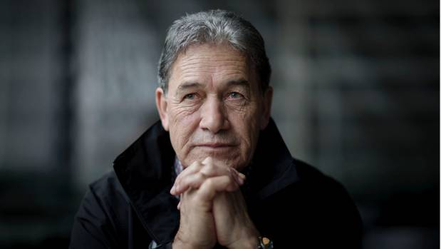 New Zealand First leader Winston Peters leads his own political party, with its own policies, and if he's in the ...