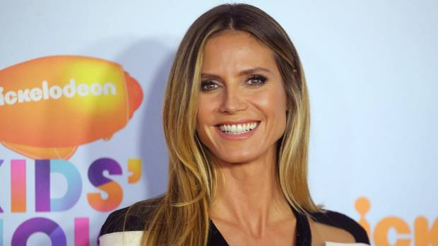 Cute or creepy? Heidi Klum has taken some heat for her 'sexy' comment.