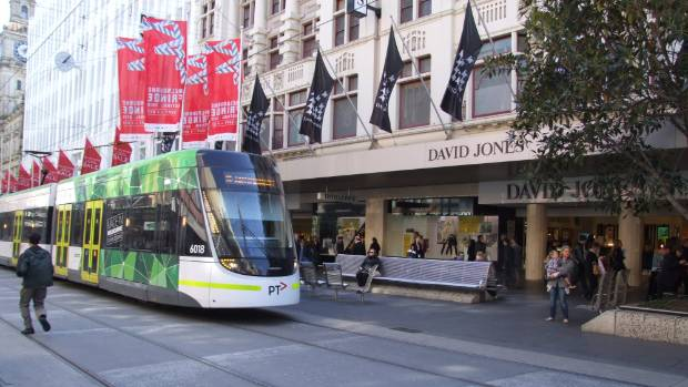 Light rail works well in Australia. Why not in the capital?