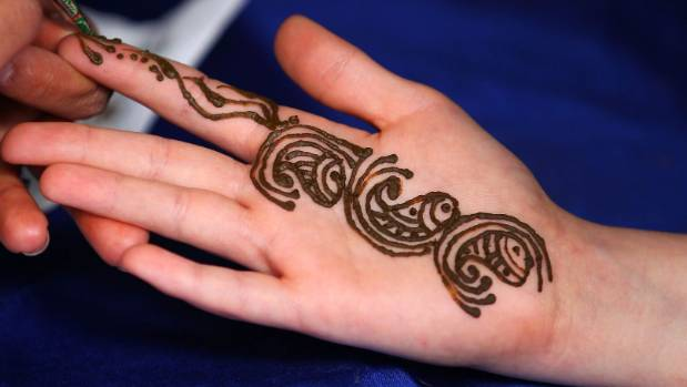 Henna Tattoo That Lasts 6 Months: 'Never Again': Mum's Henna Tattoo Warning After Son's