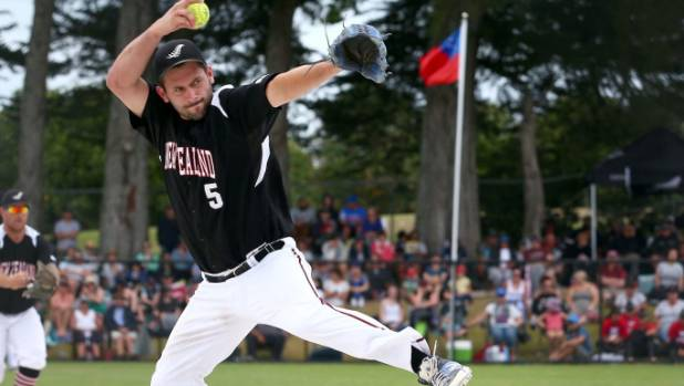 Black Sox pitcher Josh Pettett will throw for his Wellington team Johnsonville at the national interclub softball tournament.
