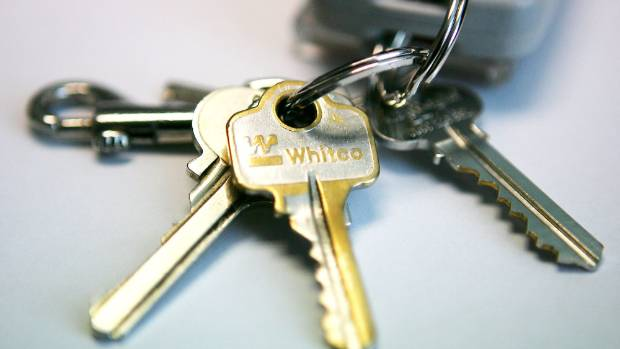 Keys were among the things a pregnant woman stole from a school staffroom. (File photo)