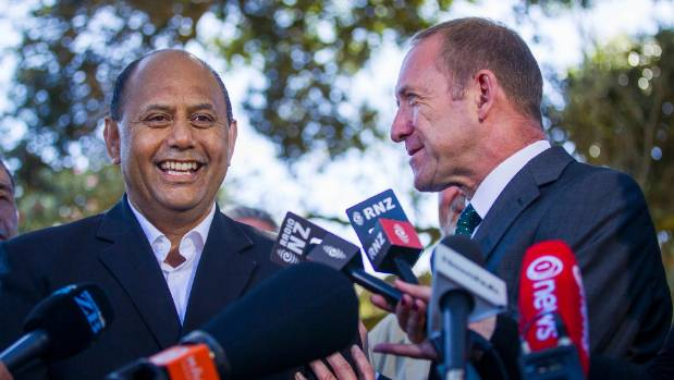 Willie Jackson and Labour leader Andrew Little made a joint announcement at Waitangi earlier this year confirming the ...